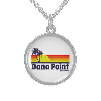 Dana Point California Sterling Silver Necklace