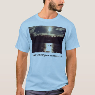 danae-sundown, <3SIX FEET from sundown<3 T-Shirt