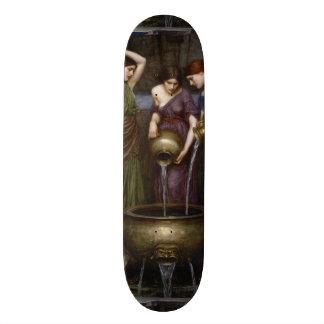 Danaides John William Waterhouse 20.6 Cm Skateboard Deck