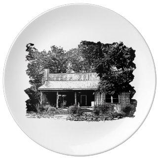 Dana's Cabin Plate