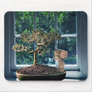 Danbos tree mouse pad