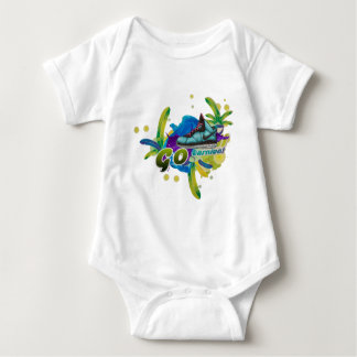 Dance4Life Carnival Baby Bodysuit