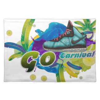 Dance4Life Carnival Placemat