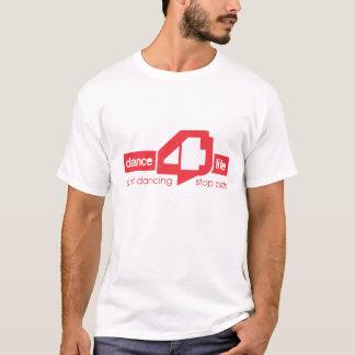 dance4life t-shirt
