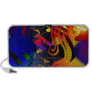 dance-409011 dance music treble clef sound concert travelling speakers