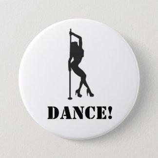 Dance! 7.5 Cm Round Badge