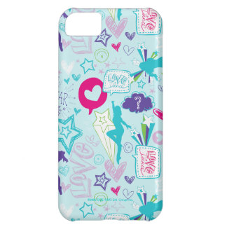 Dance Academy Pattern iPhone 5C Case
