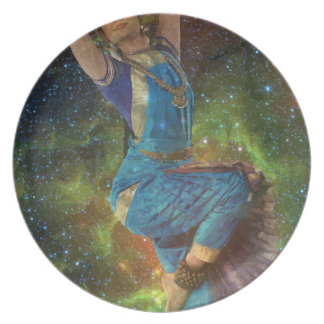 dance across the universe plate