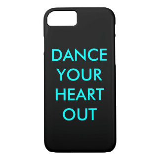 DANCE ALL DAY iPhone 7 CASE