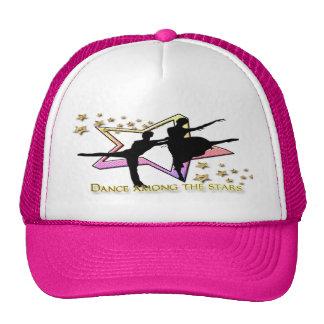 Dance Among Stars Mesh Hat