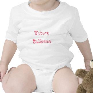 Dance apparel baby creeper
