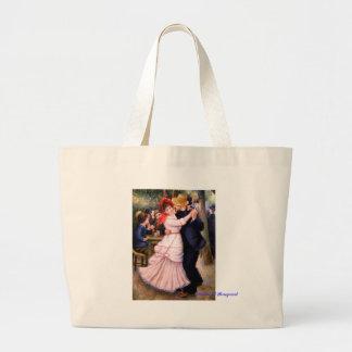 Dance at Bougival handbag