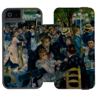 Dance at Le Moulin de la Galette by Renoir Incipio Watson™ iPhone 5 Wallet Case