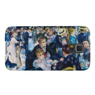 Dance at the Moulin de la Galette Auguste Renoir Cases For Galaxy S5
