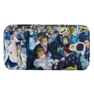 Dance at the Moulin de la Galette Auguste Renoir Galaxy S4 Cover
