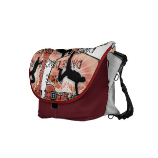 dance bag courier bag