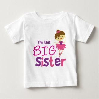 Dance Ballet Big Sister Tee Shirts
