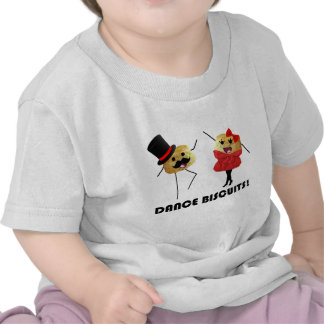 Dance Biscuits!!! Tee Shirts