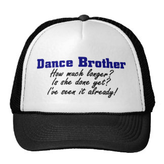 Dance Brother Mesh Hat