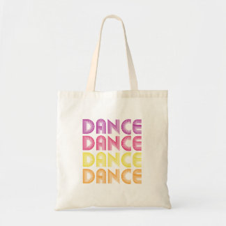 Dance Budget Tote Bag