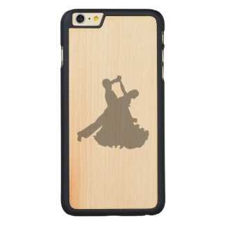 Dance Carved Maple iPhone 6 Plus Case