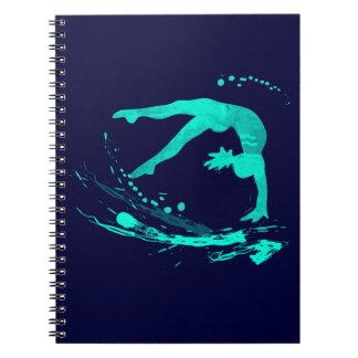 Dance Cheer Gymnastics Notebooks Journals