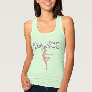 DANCE Chevron Singlet