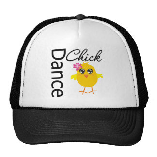 Dance Chick Mesh Hats