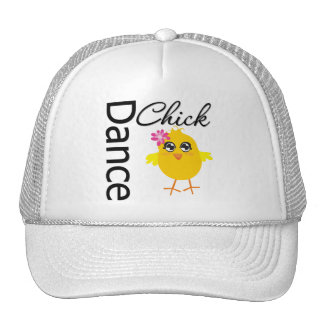 Dance Chick Trucker Hat