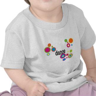 Dance Cool Polka Dots T-shirt