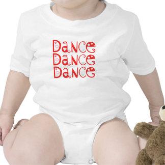Dance Dance Dance Baby Tee