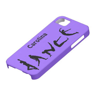 Dance Dancing Silhouettes Custom Dancer iphone 5 iPhone 5 Covers