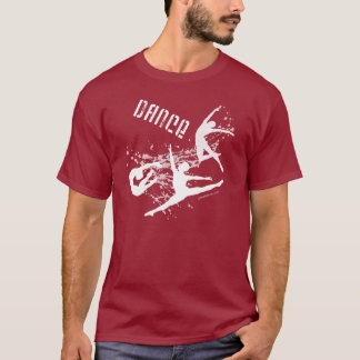 Dance Dark T-shirt (customizable)