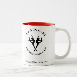 Dance Dimensions Coffee Mug