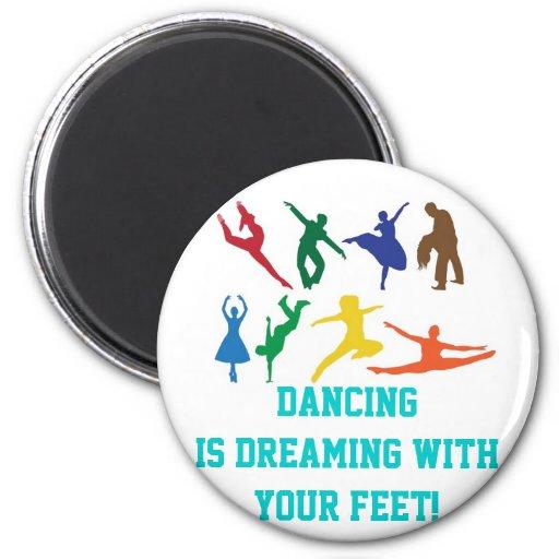 Dance Dream Magnet