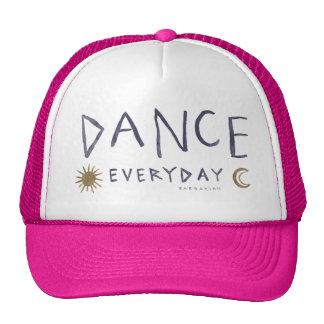 DANCE EVERYDAY Boho Quote *Gold* Cap