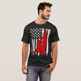 DANCE FLAG AMERICAN T-Shirt