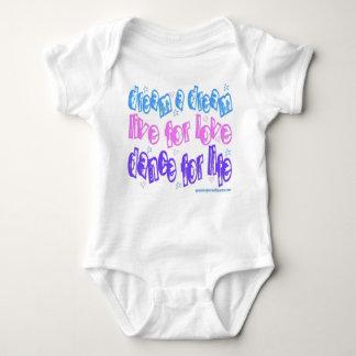 Dance for Life Baby Bodysuit