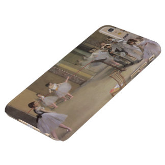 Dance Foyer at the Opera by Degas, Vintage Ballet Barely There iPhone 6 Plus Case
