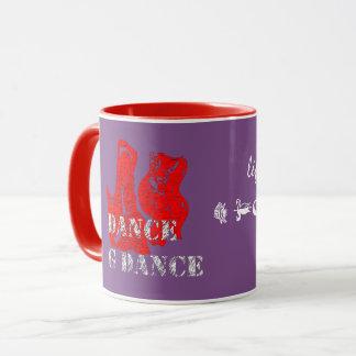 dance g dance mug