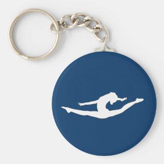 Dance Gymnastics Cheer Keychains