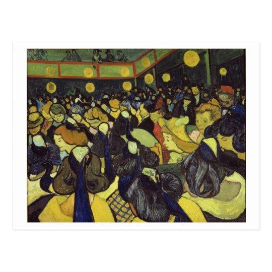 Dance Hall in Arles Van Gogh Fine Art Postcard