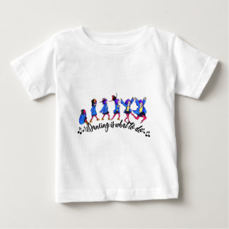 Dance hall is what to C Baby T-Shirt
