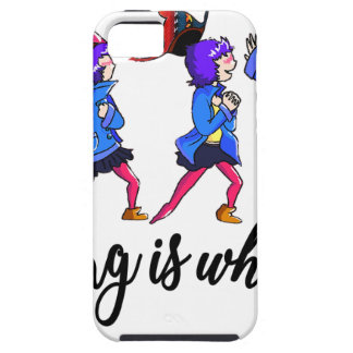 Dance hall is what to C iPhone 5 Cover
