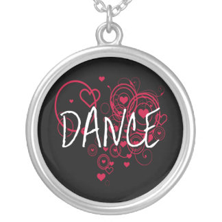 Dance Hearts Necklace