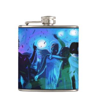 Dance Hip Flask