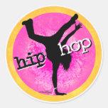 Dance - Hip Hop Girl sticker