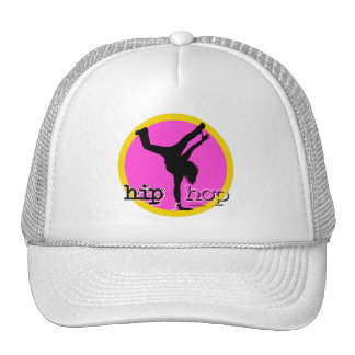 Dance - Hip Hop pink hat