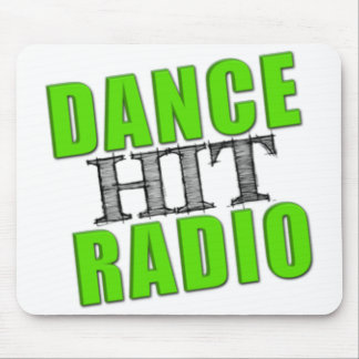 Dance HIT Radio Mousepad