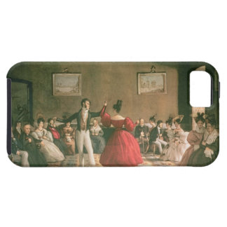Dance in a Salon in Buenos Aires, c.1831 (w/c on p Case For The iPhone 5